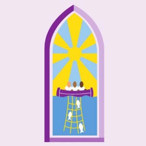 St Johns C of E School Logo